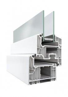 Finestre in PVC e Alluminio