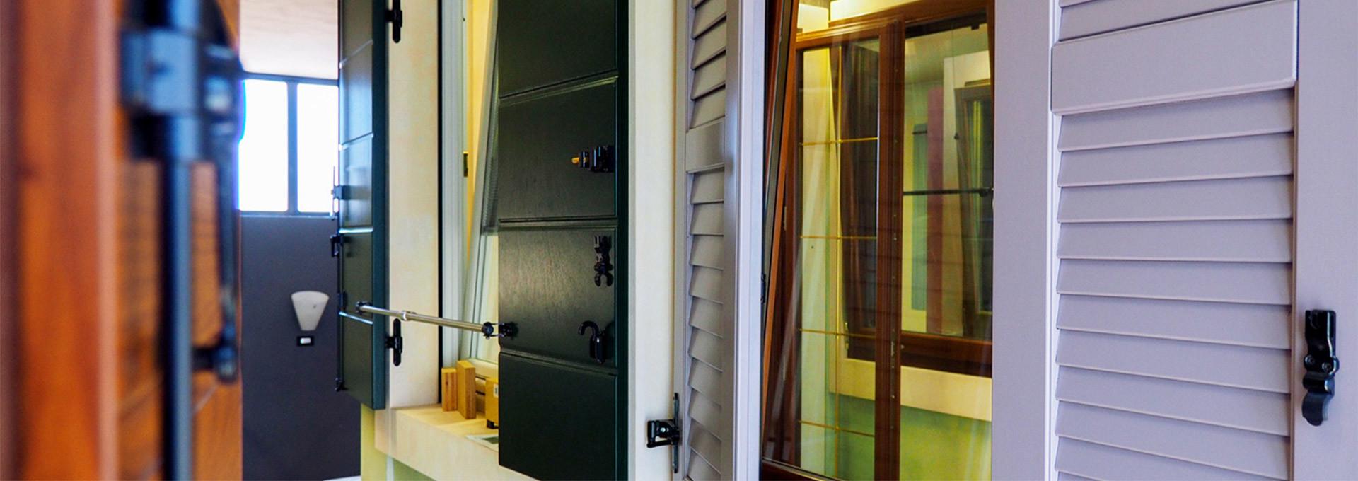 Infissi e finestre PVC Verona